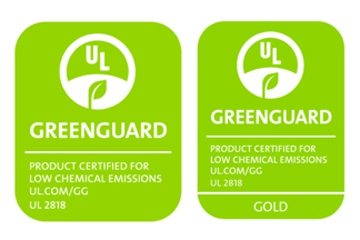 Greenguard Gold voor Snowsound