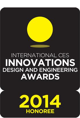 CES Innovations design and Enigineering Awards 2014